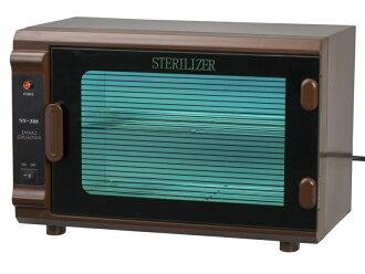 紫外線消毒器NV-208EX(PHILIPS公司製造燈錄用)暗褐色