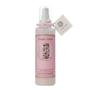 【ミルク洗顔】フルーツルーツ ジューシークレンジングミルク 200ml
