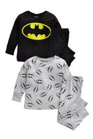 【送料無料】【在庫限り】バットマン パジャマ 2組セット (5歳〜6歳) 英国