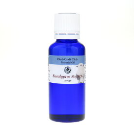 ロビンの森 アロマオイル ユーカリ 30 ml 大容量 精油 エッセンシャルオイル アロマ