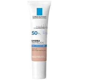 2020NEW ラロッシュポゼ UVイデア BB01 SPF50 30ml < LA ROCHE-POSAY > 透明感のある仕上がり <肌色>色白で明るい、ピンク系統の方*化粧下地/SPF50・PA++++/Melt-in tinted cream
