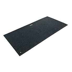 アシストボード(BBボード)(再生ゴム配合樹脂製敷板)(910×1820)黒色 1枚。(AR-4079)耐荷重約40トン。 駐車場,養生,屋外,屋内,イベント,建設,建築現場,敷鉄板(リピーボード,パワーボード,BANBAN,バンバン,Wボード )アラオ