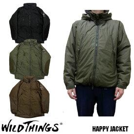 WILD THINGS ワイルドシングス HAPPY JACKET プリマロフト ハッピージャケット WILDTHINGS WT19103SN
