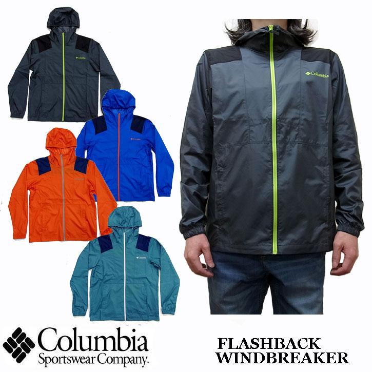 2018新作 Columbia FLASHBACK WINDBREAKER 全4色 KE3972 コロンビア フラッシュバック ウインドブレイカー ナイロンジャケット  マウンテンパーカー