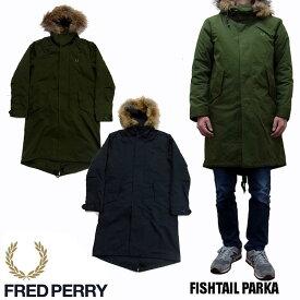 FRED PERRY FISHTAIL PARKA F2562 フレッドペリー モッズコート M-51