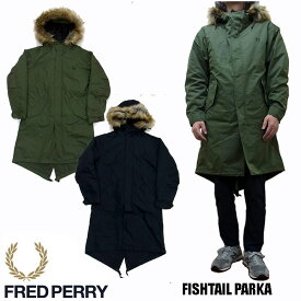 FRED PERRY FISHTAIL PARKA F2607 フレッドペリー モッズコート M-51