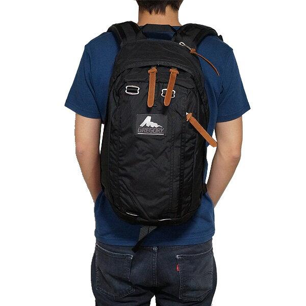 グレゴリー リュック ハーフデイ バックパック ブラック 旧 ロゴ Gregory Half Day Backpack Black