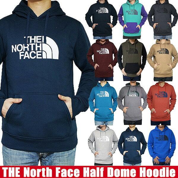 ノースフェイス パーカー メンズ ハーフドーム プルオーバー スウェット パーカー The North Face Men's Half Dome Hoodie Pullover【ノースフェイス 裏起毛 パーカー】