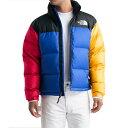 ノースフェイス ダウンジャケット ヌプシ 1996 レトロ ジャケット クレイジーカラー The North Face Men's 1996 Retro Nuptse Jacket