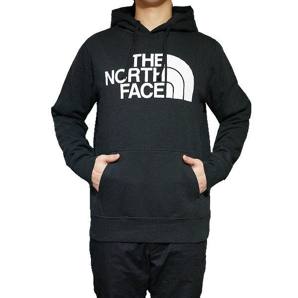 ノースフェイス パーカー メンズ ハーフドーム プルオーバー フーディ スウェット パーカー ブラック フード黒 ひも黒 The North Face Men's Half Dome Pullover Hoodie Tnf Black