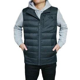 ノースフェイス メンズ アコンカグア ダウン ベスト The North Face Men's Aconcagua Down Vest Asphalt Grey