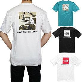 ノースフェイス メンズ 半袖Tシャツ ショートスリーブ レッドボックス Tシャツ The North Face Men's Short Sleeve Red Box Tee