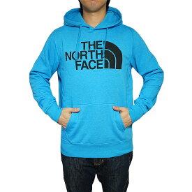 ノースフェイス メンズ パーカー ハーフドーム プルオーバー ブルー 青 The North Face Men's Half Dome Hoodie Pullover Acoustic Blue Heather