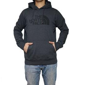 ノースフェイス メンズ パーカー ハーフドーム プルオーバー The North Face Men's Half Dome Hoodie Pullover Asphalt Grey/Tnf Black