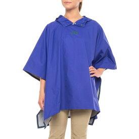 ノースフェイス レディース レインコート レインポンチョ 防水ジャケット 雨具 カッパ コラボモデル The North Face Rain Poncho Lapis Blue 送料無料
