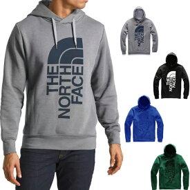 ノースフェイス パーカー メンズ プルオーバー ビッグロゴ スウェット USA正規品 The North Face Men's Trivert Hoodie Pullover