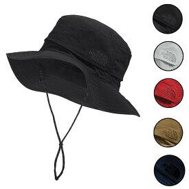 ノースフェイス ホライズンハット 帽子 ブリーズ ブリマー ハット メンズ レディース UVカット アウトドア ハット The North Face Men's Horizon Breeze Brimmer Hat TNF Black