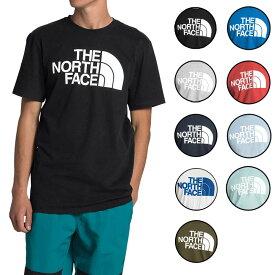 ノースフェイス メンズ Tシャツ 半袖 ショートスリーブ ハーフドーム Tシャツ The North Face Men's Half Dome Tee 送料無料