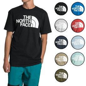 ノースフェイス メンズ 半袖Tシャツ ショートスリーブ ハーフドーム Tシャツ The North Face Men's Half Dome Tee
