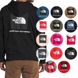 ノースフェイス パーカー メンズ ロゴ バックプリント ボックスロゴ パーカー 大きいサイズ The North Face Men's NSE 2.0 Red Box Hoodie Pullover