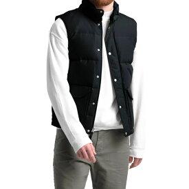 ノースフェイス ダウンベスト メンズ ダウン シェラ 3.0 ベスト ブラック 黒 USAモデル ビッグサイズ The North Face Men's Down Sierra 3.0 Vest TNF Black