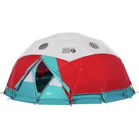 (取寄)マウンテンハードウェア ストロングホールド テント 10パーソン 4シーズン Mountain Hardwear Stronghold Tent: 10-Person 4-Season Alpine Red