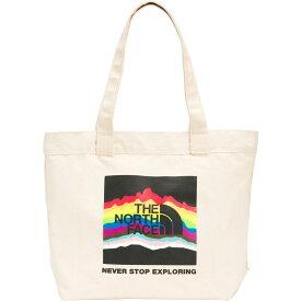 ノースフェイス トートバッグ メンズ レディース キャンバス LGBT 限定モデル 2021 コットン プライド トート The North Face Pride Tote Pride Graphic 送料無料