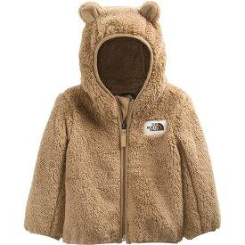 (取寄)ノースフェイス ベビー フリース ボア ジャケット 0歳 1歳 2歳 (3か月 6か月 12か月 18か月 24か月) パーカー キャンプシェア ベア - インファント ボーイズ The North Face Kid's Campshire Bear Hooded Jacket - Infant Boys' Moab Khaki