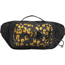 (取寄)ノースフェイス ブーザー ヒップ パック 3 - エル The North Face Bozer Hip Pack III - L Arrowwood Yellow Leopard Print/TNF Black