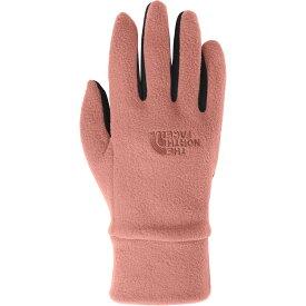 (取寄)ノースフェイス TKA 100 グレイシャー グローブ The North Face TKA 100 Glacier Glove Pink Clay