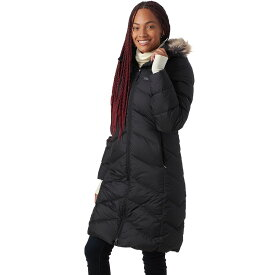 (取寄)マーモット レディース モントルー ダウン コート - ウィメンズ Marmot Women's Montreaux Down Coat - Women's Black