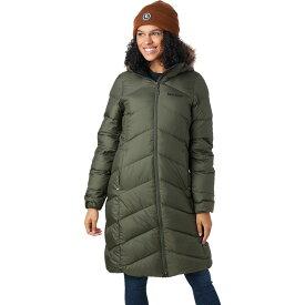 (取寄)マーモット レディース モントルー ダウン コート - ウィメンズ Marmot Women's Montreaux Down Coat - Women's Nori