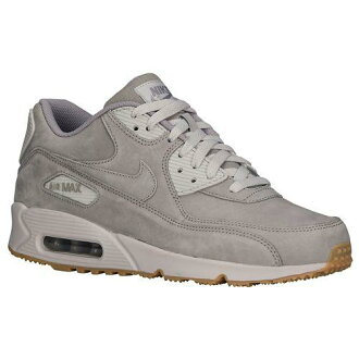 (취기) 나이키 맨즈 에어 막스 90 Nike Men's Air Max 90 Med Grey Neutral Grey Gum Lt Brown Med Grey