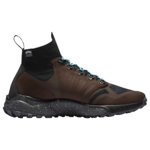 (取寄)Nike ナイキ メンズ ズーム タラリア スニーカーブーツ Nike Men's Zoom Talaria Sneakerboots Baroque Brown Black White Gamma Blue