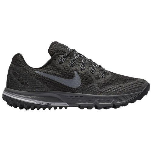 (取寄)Nike ナイキ レディース ズーム ワイルドホース 3 Nike Women's Zoom Wildhorse 3 Black Dark Grey Wolf Grey Cool Grey