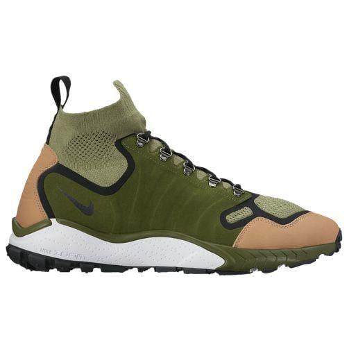 (取寄)Nike ナイキ メンズ エア ズーム タラリア ミッド Nike Men's Air Zoom Talaria Mid Palm Green Legion Green Vachetta Tan Black White