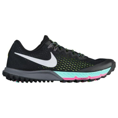 (取寄)Nike ナイキ メンズ ズーム テラ カイガー 4 ランニングシューズ Nike Men's Zoom Terra Kiger 4 Black White Volt Hyper Turquoise