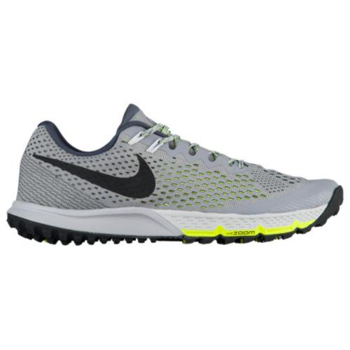 (取寄)Nike ナイキ メンズ ズーム テラ カイガー 4 ランニングシューズ Nike Men's Zoom Terra Kiger 4 Stealth Black Dark Grey Volt