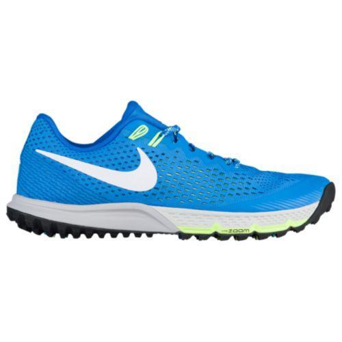(取寄)Nike ナイキ メンズ ズーム テラ カイガー 4 ランニングシューズ Nike Men's Zoom Terra Kiger 4 Photo Blue White Ghost Green