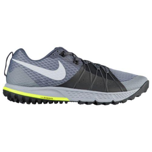 (取寄)Nike ナイキ メンズ ズーム ワイルドホース 4 ランニングシューズ スニーカー Nike Men's Zoom Wildhorse 4 Dark Grey Wolf Grey Black Stealth