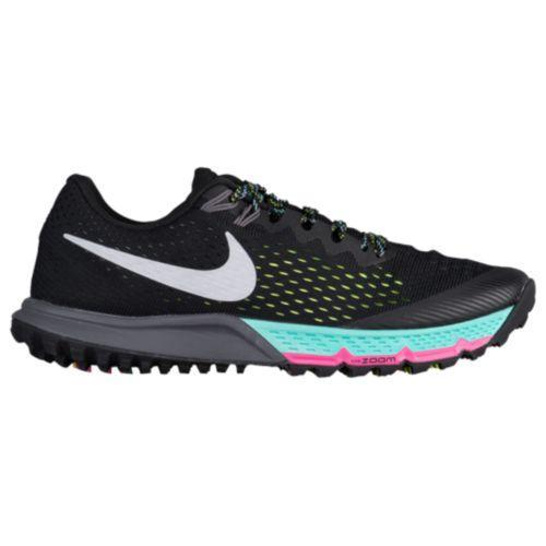 (取寄)ナイキ レディース エア ズーム テラ カイガー 4 Nike Women's Air Zoom Terra Kiger 4 Black White Volt Hyper Turquoise