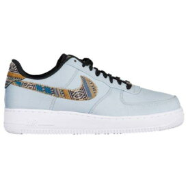 Nike ナイキ メンズ エアフォース1 LV8 スニーカー Nike Men's Air Force 1 LV8 Light Armory Blue White Black