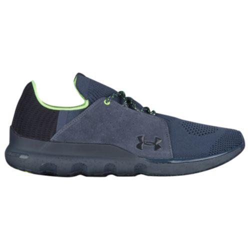 (取寄)アンダーアーマー メンズ スレッドボーン リビール Under Armour Men's Threadborne Reveal Apollo Grey Quirky Lime Anthracite
