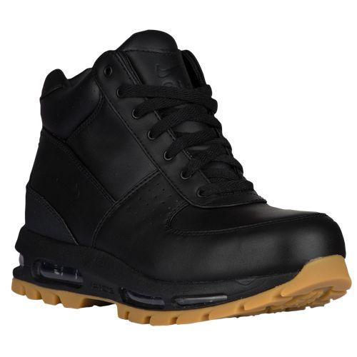 (取寄)Nike ナイキ メンズ エア マックス ゴアドーム ブーツ Nike Men's Air Max Goadome Black Gum Light Brown Black