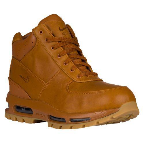 (取寄)Nike ナイキ メンズ エア マックス ゴアドーム ブーツ Nike Men's Air Max Goadome Tawny Gum Light Brown Tawny
