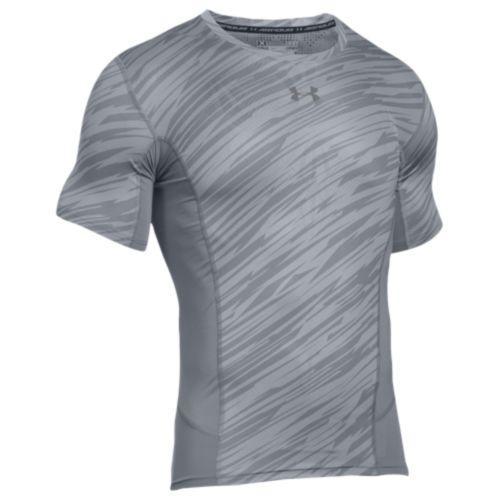 (取寄)アンダーアーマー メンズ ヒートギア スーパーベント 2.0 Tシャツ Under Armour Men's HeatGear Supervent 2.0 T-Shirt Steel Graphite