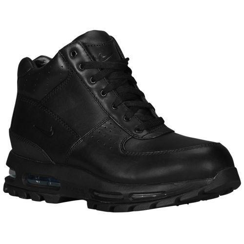 (取寄)Nike ナイキ メンズ エア マックス ゴアドーム ブーツ Nike Men's Air Max Goadome Black Black Black