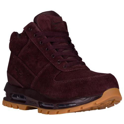(取寄)Nike ナイキ メンズ エア マックス ゴアドーム ブーツ Nike Men's Air Max Goadome Deep Burgundy Gum Med Brown Deep Burgundy