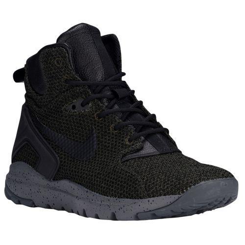 (取寄)Nike ナイキ メンズ コス ウルトラ ミッド スニーカー Nike Men's Koth Ultra Mid Sequoia Dark Grey Black