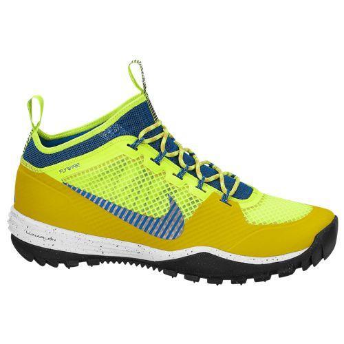 (取寄)Nike ナイキ メンズ ルナインコグニート Nike Men's Lunarincognito Bright Citron Military Blue Volt Black